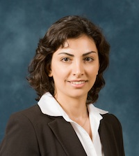Mona Jarrahi portrait