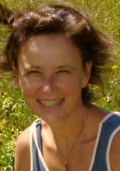 Zoya Popovic portrait